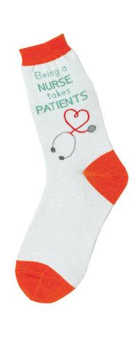 Womens Socks - Nurse