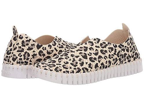 Ilse Jacobsen Leopard Tulip Shoe