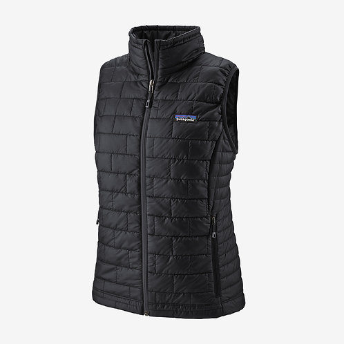 Patagonia - W's Nano Puff Vest in Black