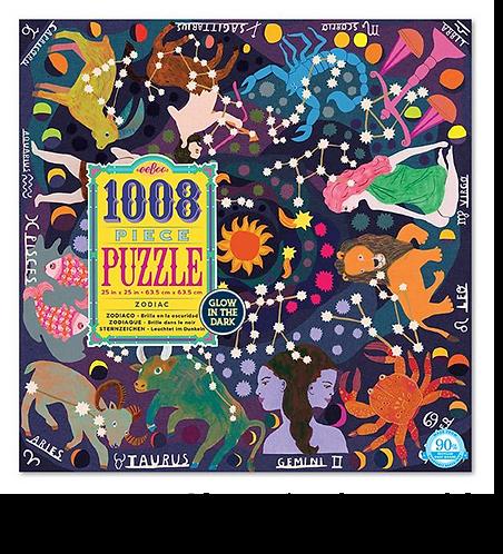 1008 Piece Puzzle - Zodiac