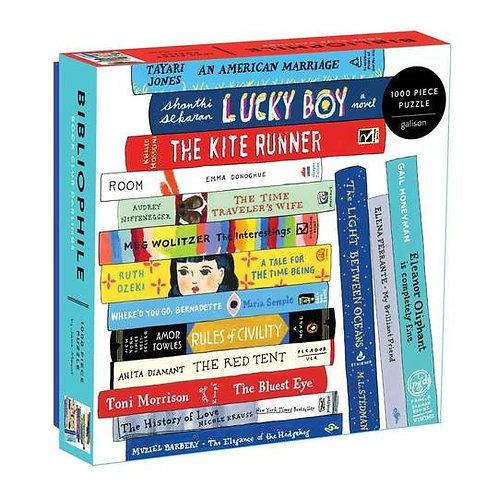 1000 Piece Puzzle - Bibliophile