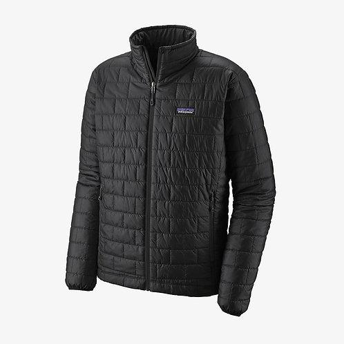 Patagonia - M's Nano Puff Jacket in Black