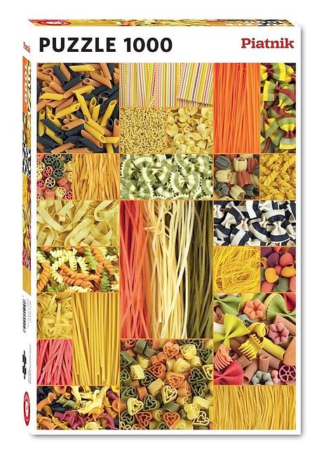 1000 Piece Puzzle - Pasta