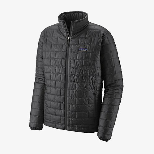 Patagonia - M's Nano Puff Jacket in Forge Grey