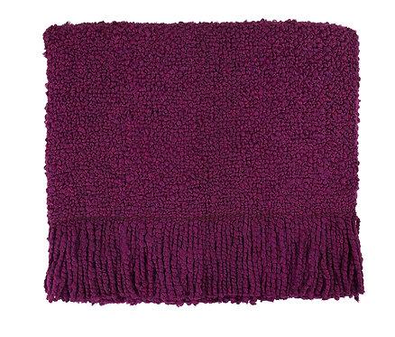 Campbell Blanket in Azelea