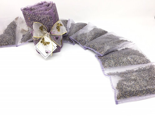 Lavender Sachet By-The-Yard
