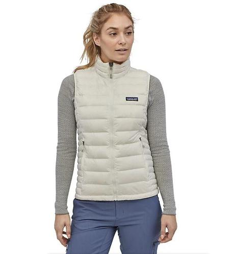 Patagonia - W's Down Sweater Vest in Birch White