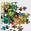 Thumbnail: 64 Piece Puzzle - Search and Find Rainforest