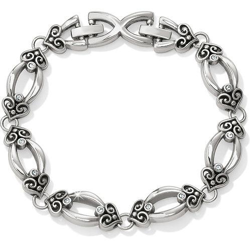 Brighton Alcazar Orbit Soft Bracelet