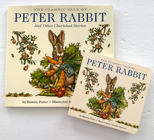 Childrens Book - The Classic Tale of Peter Rabbit