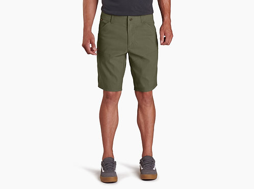"Kuhl - Men's 10"" Renegade Short in Burnt Olive"