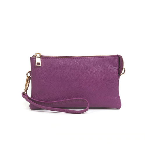 Skillmans Crossbody Bag - Colors - Reds to Purples