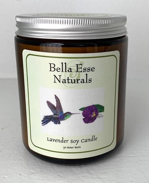 Hummingbird Candle - Lavender