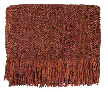 Campbell Blanket in Spice