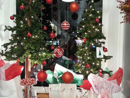 It's time for Bemus Point's Annual Holiday Open House!