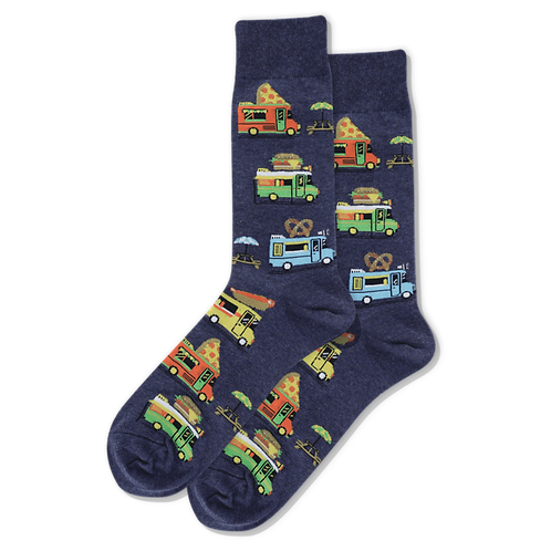 Mens Socks - Food Truck