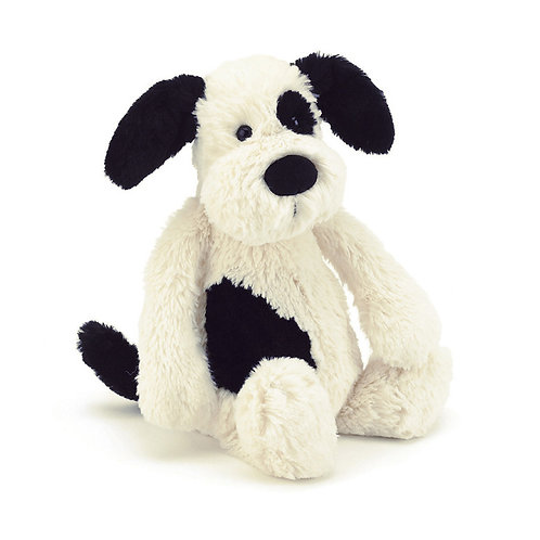 Jellycat Bashful Spotted Puppy - 12""