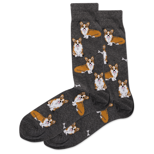 Mens Socks - Corgi