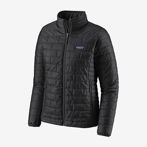 Patagonia - W's Nano Puff Jacket in Black