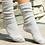 Thumbnail: Barefoot Dreams Socks in Blue/White