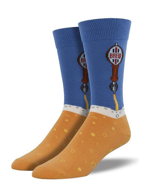 Mens Socks - Beer Tap