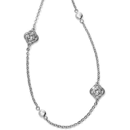 Brighton Interlok Petite Long Necklace