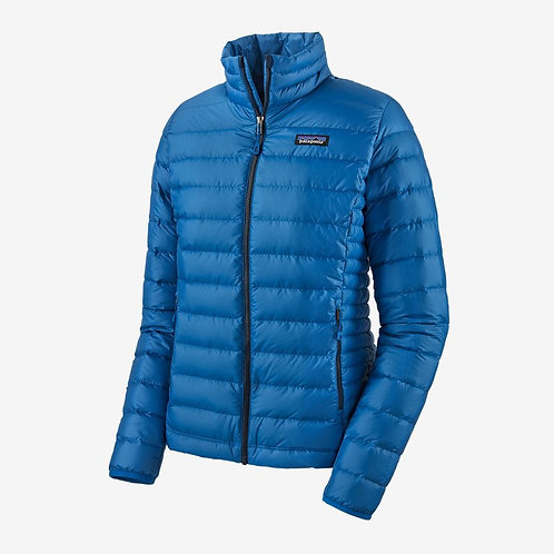 Patagonia - W's Down Sweater Jacket in Alpine Blue