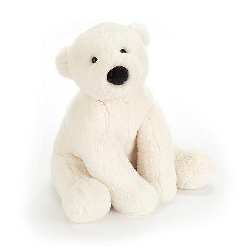 """Jellycat Perry Polar Bear - 8"""""""