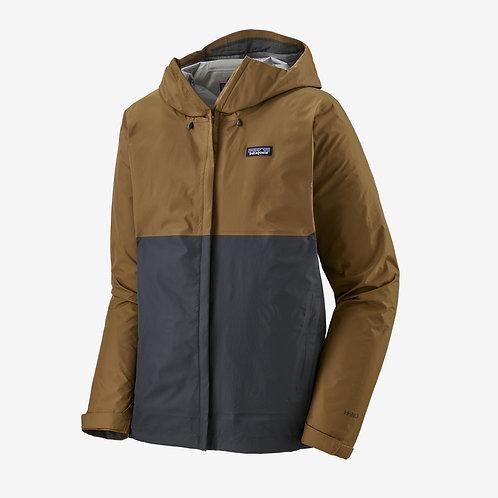 Patagonia - M's Torrentshell Jacket in Coriander Brown