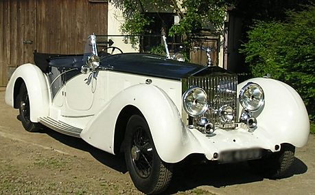 Petersen Engineering Unique Coachbuilt Cars