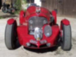 Petersen 6.5 litre Road Racer