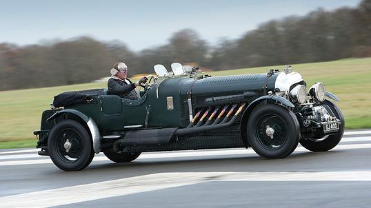 27 litre aero engine spitfire engine Bentley Top Gear Brutus Battle of Britain