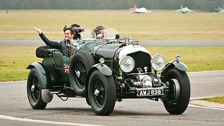 Petersen Blower Bentley Top Gear James May RichardHammond