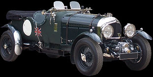 Bob Petersen Blower Bentley 4.5 litre 6.5 litre replica