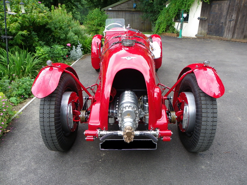 Brooklands Racer