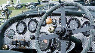 Petersen Blower Bentley