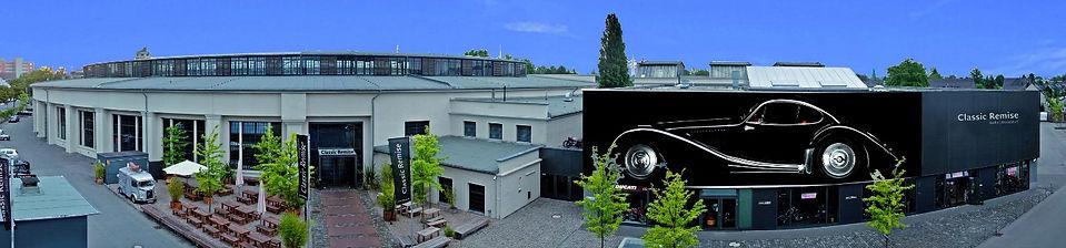 Classic Remise Dusseldorf Petersen Dartmoor facade