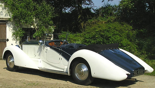 Petersen Rolls Royce Phantom 2