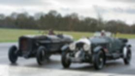 Petersen 27 litre spitfire aero engine car Top Gear Devon Bob
