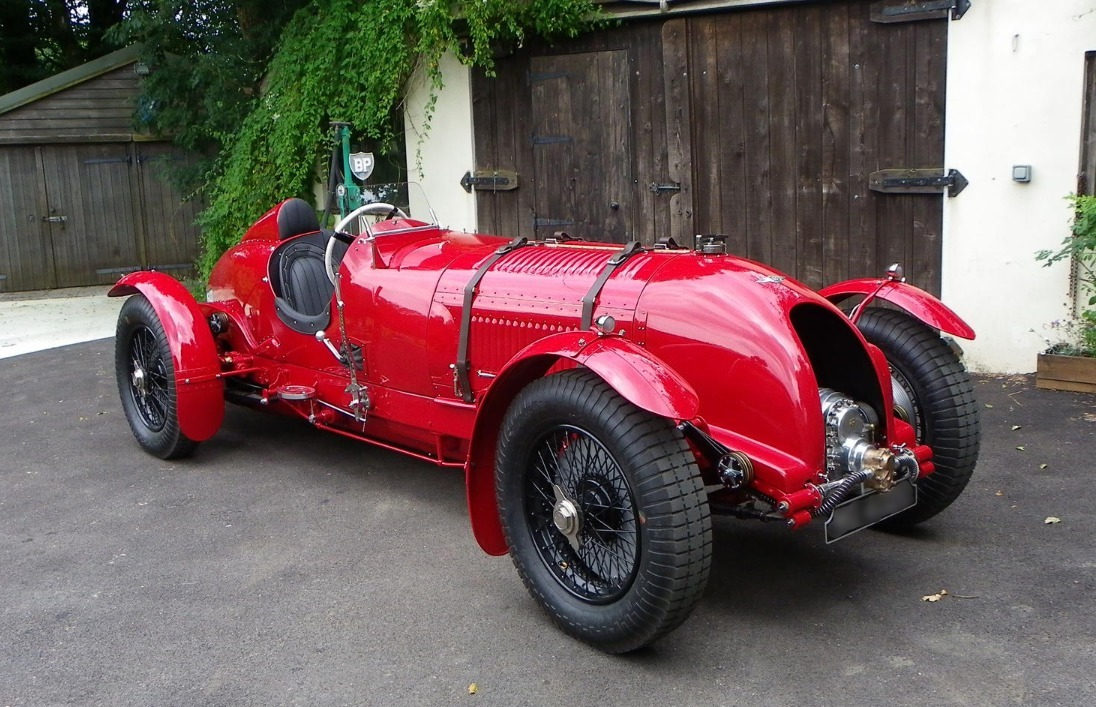Brooklands Racer