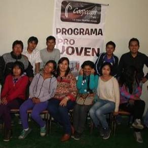PRO-YOUTH TRAINING, PERU