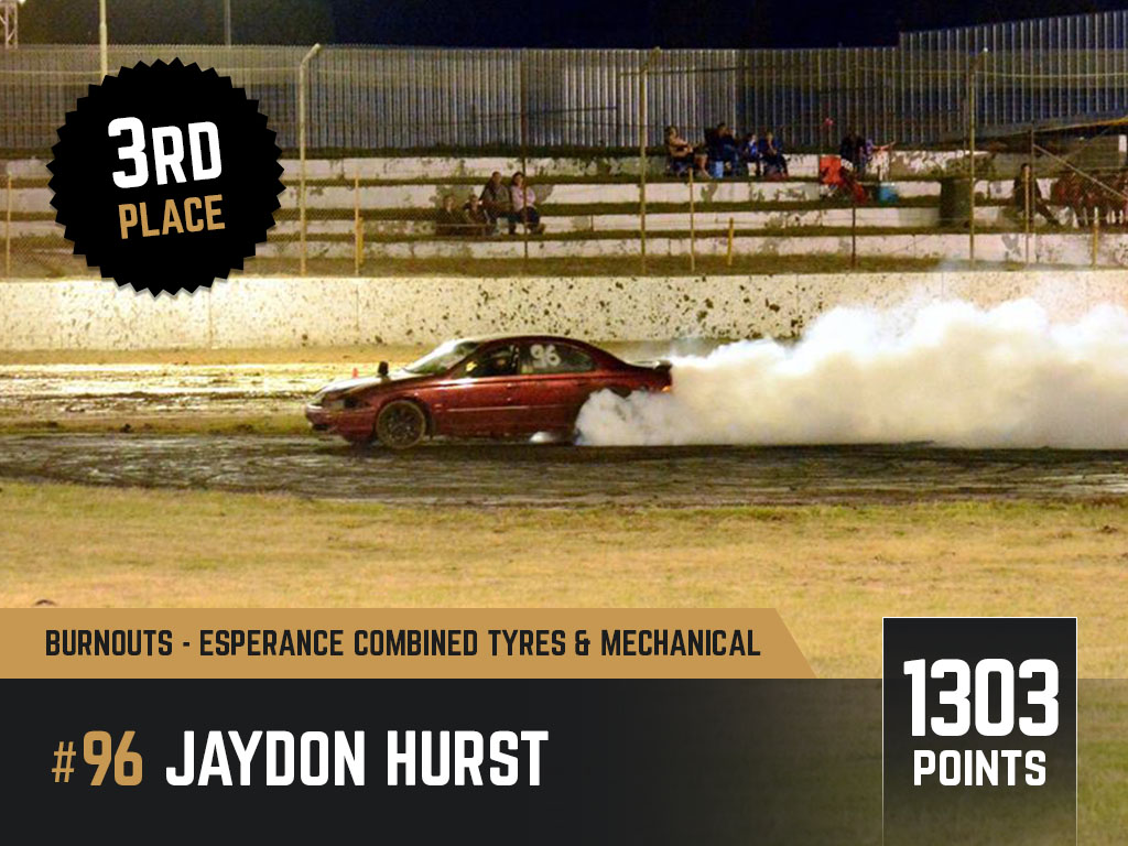 JAYDON HURST