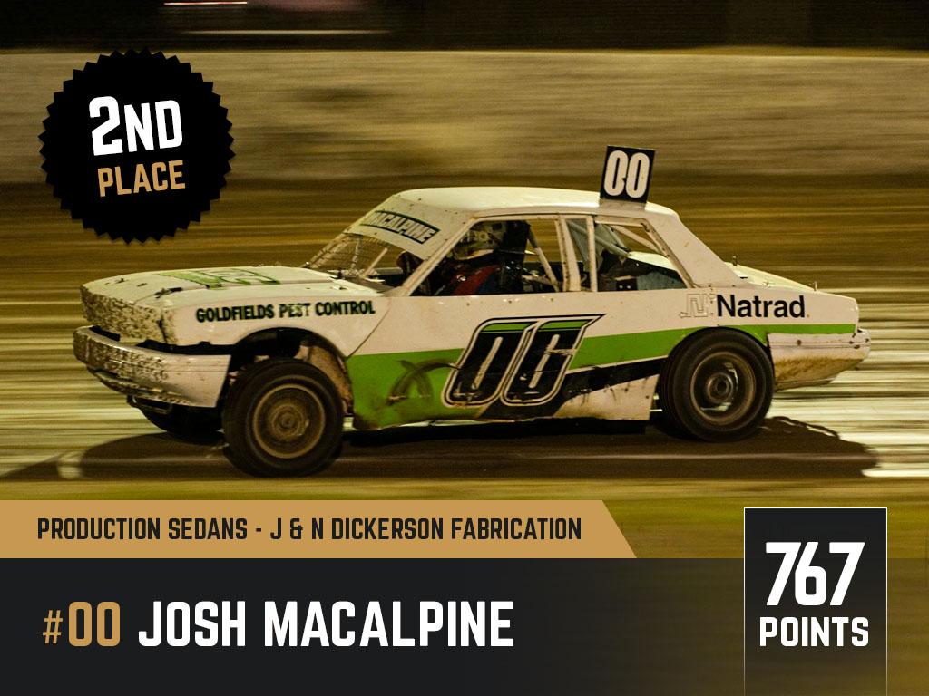 JOSH MACALPINE