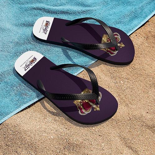 Royalty - Unisex Flip-Flops