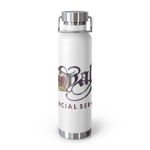 ROYALTY - 22oz Vacuum Insulated Bottle