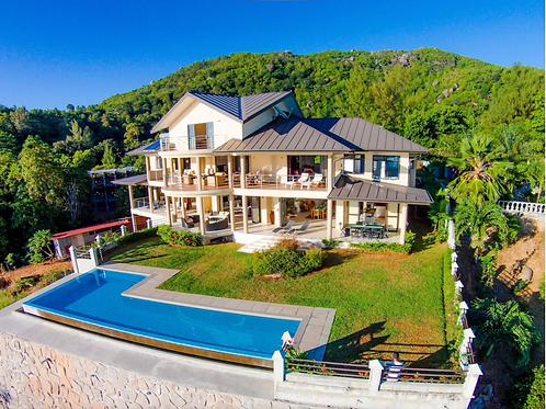 Seychelles 21st - 28th May 2022