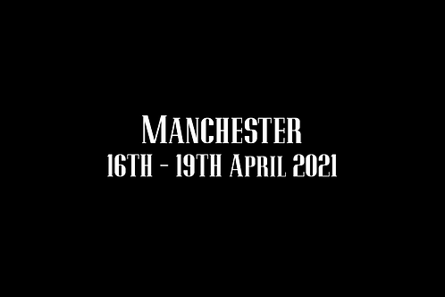 Manchester Special Rate Shoot 16th - 19th April 2021