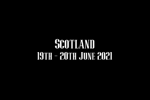 Scotland Special Rate Shoot 19th - 20th June