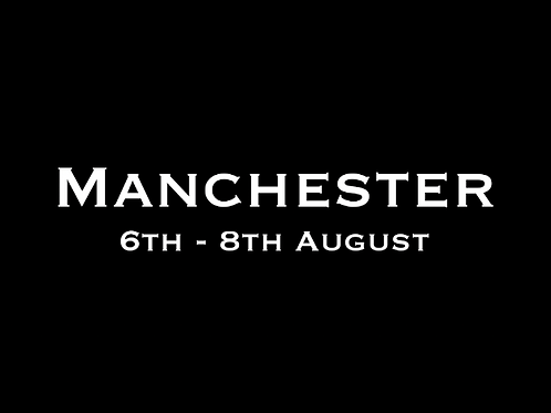 Manchester Special Rate Shoot 6th - 8th August