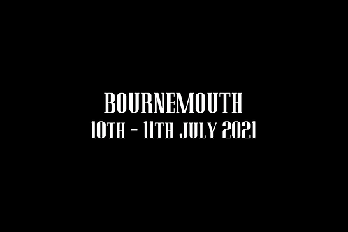 Bournemouth Special Rate Shoot 10th - 11th July 2021